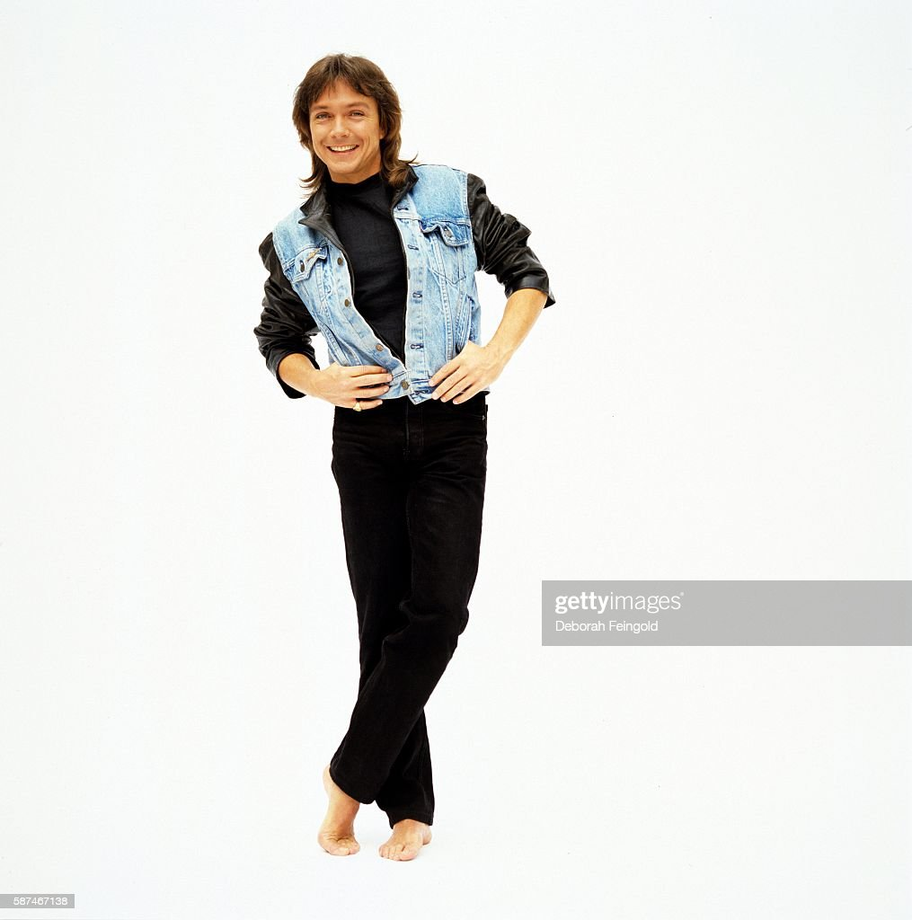 Musician and actor David Cassidy photographed for Rolling Stone in October 1990 in New York City, New York.