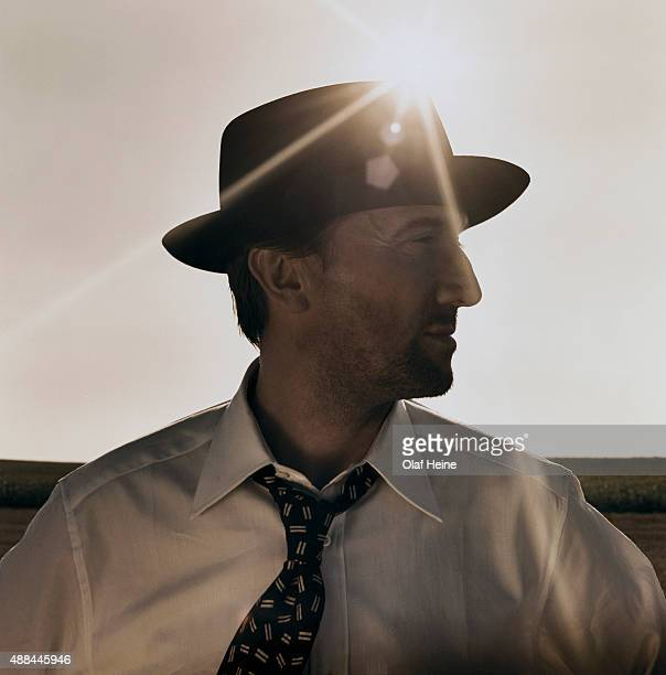 Musician and actor Marius MuellerWesternhagen is photographed on March 4 2000 in Paris France