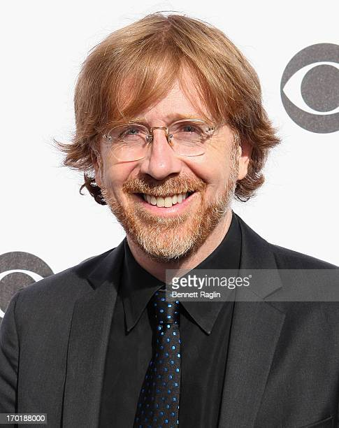 Musician and Composer Trey Anastasio attends the 2013 Tony Awards Eve Cocktail Party at Luggo Caffe on June 8 2013 in New York City