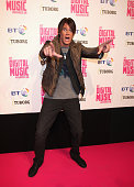 Musician and DJ Basshunter attends the BT Digital Music Awards 2008 held at The Roundhouse on October 1 2008 in London England