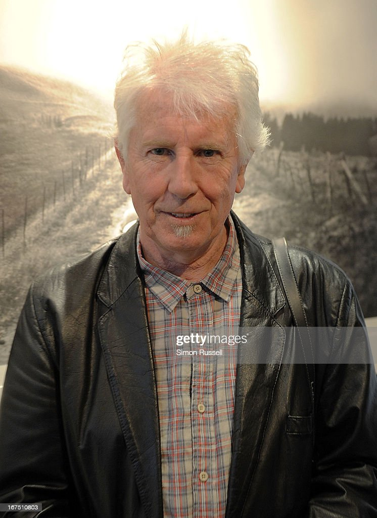 Musician and photographer <a gi-track='captionPersonalityLinkClicked' href=/galleries/search?phrase=Graham+Nash&family=editorial&specificpeople=208239 ng-click='$event.stopPropagation()'>Graham Nash</a> attends the <a gi-track='captionPersonalityLinkClicked' href=/galleries/search?phrase=Graham+Nash&family=editorial&specificpeople=208239 ng-click='$event.stopPropagation()'>Graham Nash</a> Photo Exhibit Opening at the Morrison Hotel Gallery on April 25, 2013 in New York City.