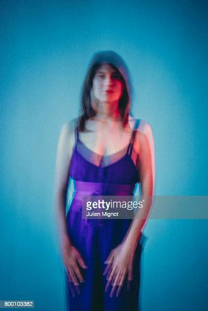 Musician and singer Camille is photographed for L'OBS on May 4 2017 in Paris France PUBLISHED IMAGE