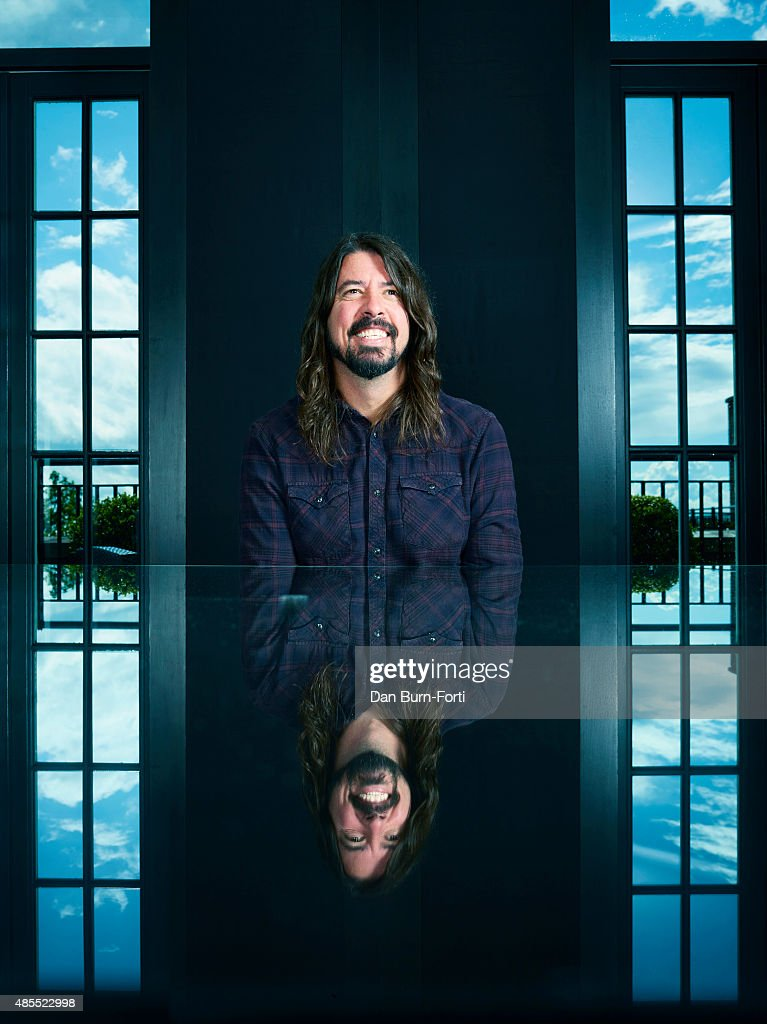 Musician and singer <a gi-track='captionPersonalityLinkClicked' href=/galleries/search?phrase=Dave+Grohl&family=editorial&specificpeople=202539 ng-click='$event.stopPropagation()'>Dave Grohl</a> is photographed for the Independent on May 29, 2015 in London, England.