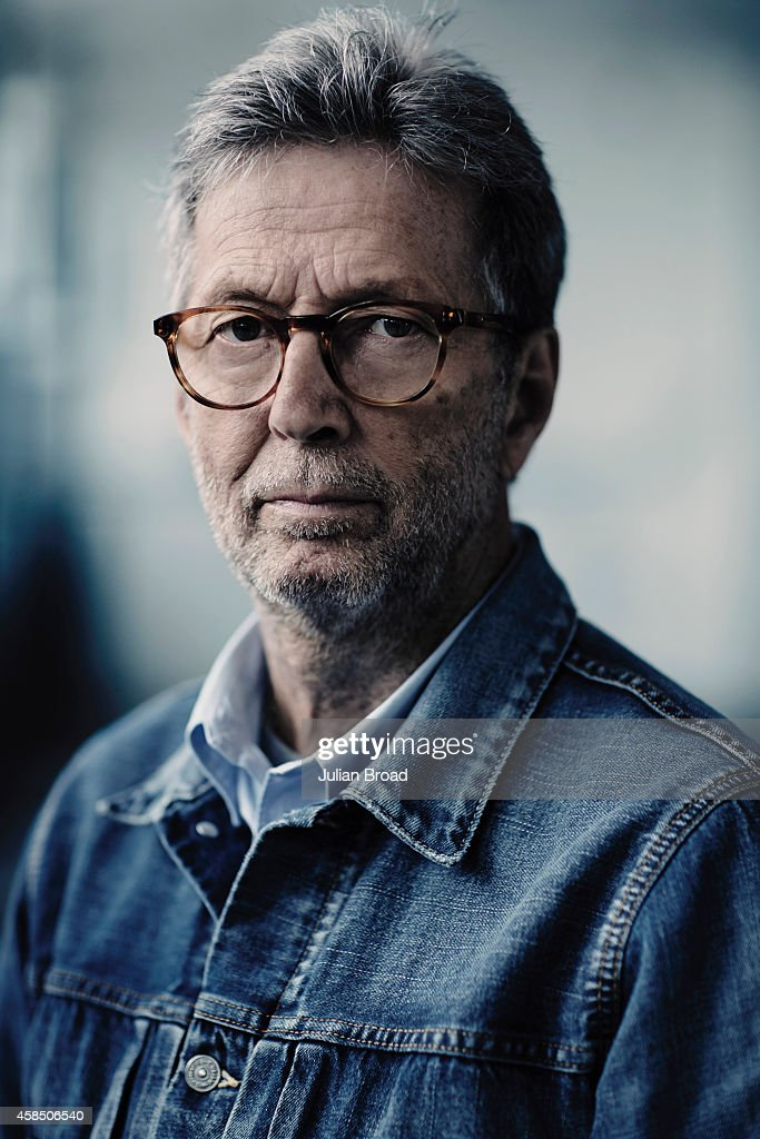 Musician and singer <a gi-track='captionPersonalityLinkClicked' href=/galleries/search?phrase=Eric+Clapton&family=editorial&specificpeople=158744 ng-click='$event.stopPropagation()'>Eric Clapton</a> is photographed for Rolling Stone Magazine on May 8, 2014 in London, England.