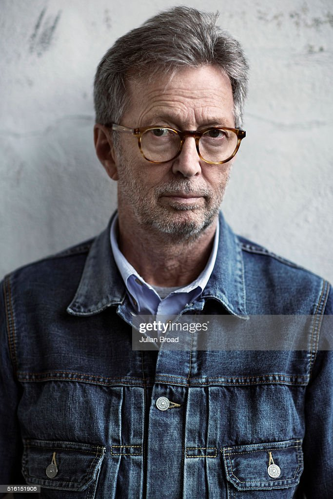 Eric Clapton, Rolling Stone USA, July 16, 2014 | Getty Images