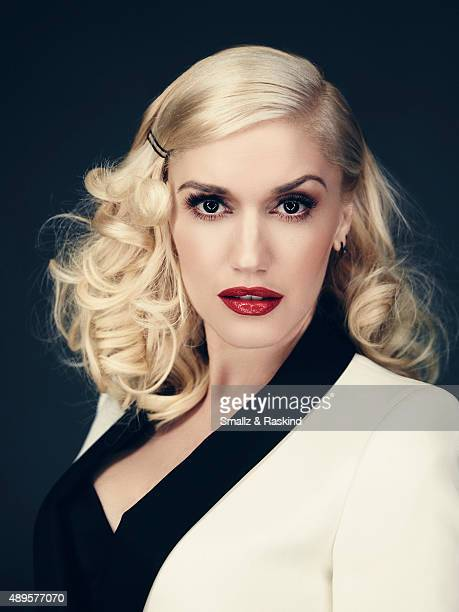 Musician and singer Gwen Stefani for Billboard Magazine on September 9 2014 in Los Angeles California
