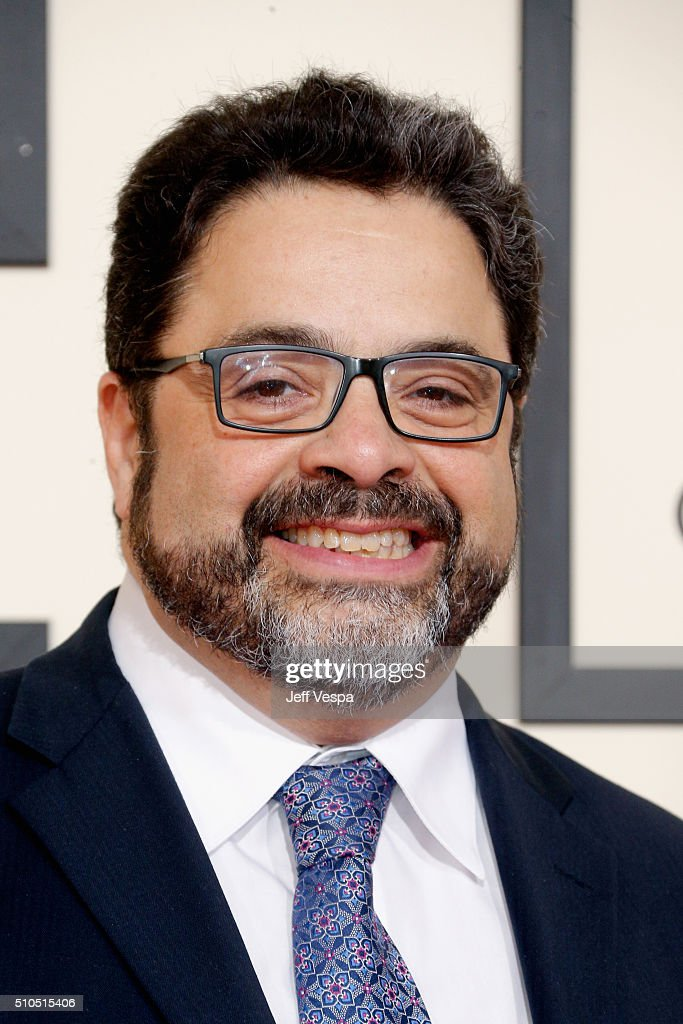 Musician <a gi-track='captionPersonalityLinkClicked' href=/galleries/search?phrase=Arturo+O%27Farrill&family=editorial&specificpeople=6649010 ng-click='$event.stopPropagation()'>Arturo O'Farrill</a> attends The 58th GRAMMY Awards at Staples Center on February 15, 2016 in Los Angeles, California.