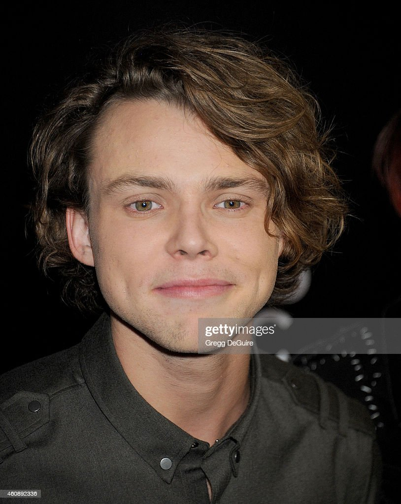 Musician Ashton Irwin of 5 Seconds of Summer arrives at The PEOPLE Magazine Awards at The Beverly Hilton Hotel on December 18, 2014 in Beverly Hills, California.