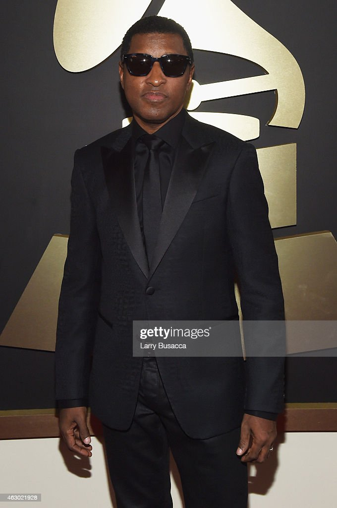 Musician Babyface attends The 57th Annual GRAMMY Awards at the STAPLES Center on February 8 2015 in Los Angeles California