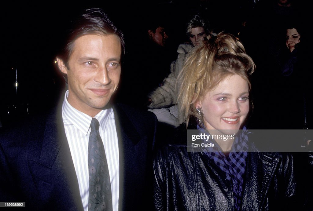 Musician Belinda Carlisle of The GoGo's and husband Morgan Mason attend the Taping of the Television Concert Special 'Cinemax Sessions The Legendary...