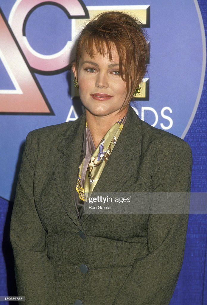 Musician Belinda Carlisle of The GoGo's attends the Ninth Annual National CableACE Awards on January 24 1988 at the Wiltern Theatre in Los Angeles...