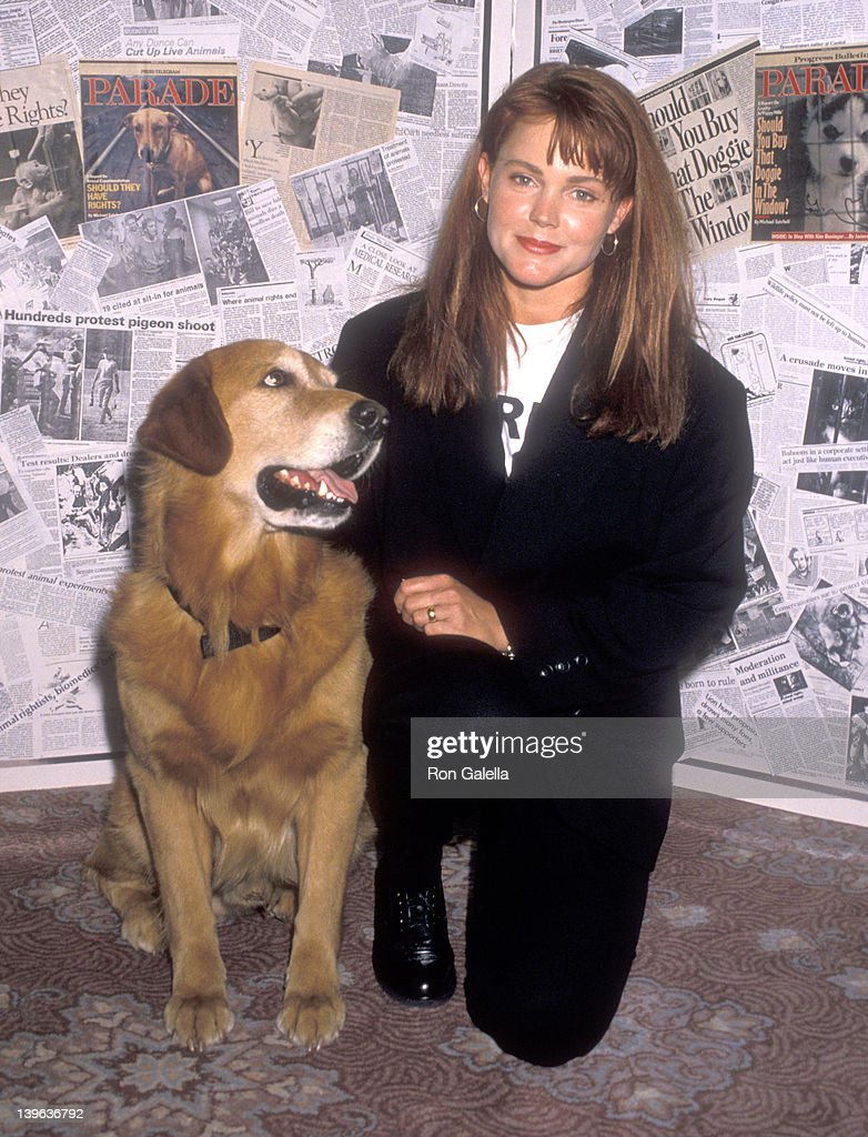 Musician Belinda Carlisle of The GoGo's attends the Third Annual Genesis Awards on November 19 1988 at The Bel Age Hotel in West Hollywood California