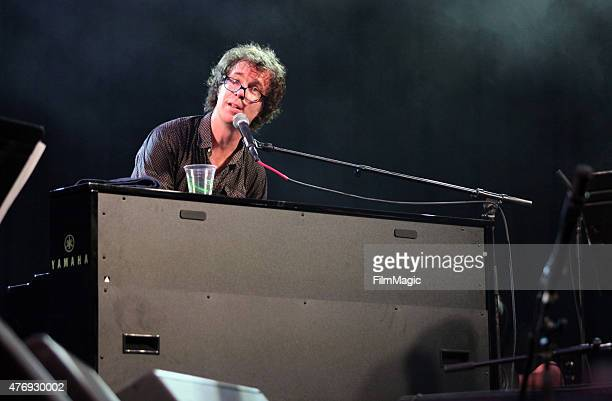 Musician Ben Folds performs onstage with yMusic at The Other Tent during Day 2 of the 2015 Bonnaroo Music And Arts Festival on June 12 2015 in...