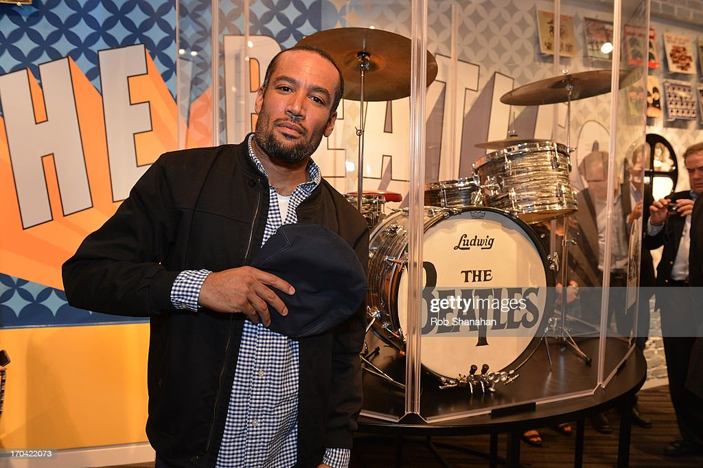 Musician Ben Harper attends 'Ringo: Peace & Love' at The GRAMMY Museum on June 12, 2013 in Los Angeles, California.