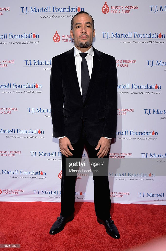 Musician Ben Harper attends the TJ Martell Foundation's 39th Annual New York Honors Gala at Cipriani 42nd Street on October 21 2014 in New York City