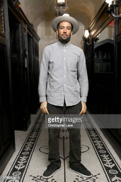 Musician Ben Harper is photographed for Paris Match on January 29 2013 in New York City