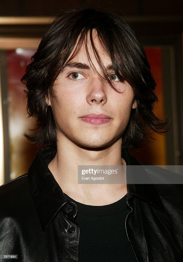 Musician Ben Jelen attends the New York Premiere of Quentin Tarantino's 'Kill Bill Vol. 1' at the Ziegfeld Theater October 7, 2003 in New York City.