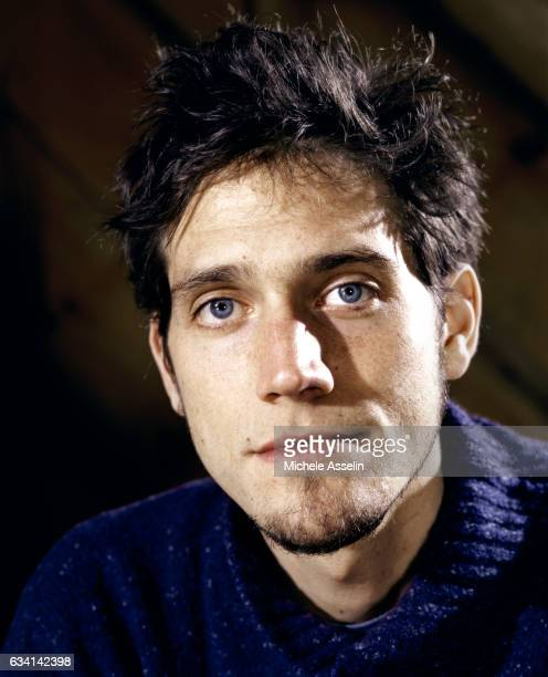 Musician Ben Taylor poses for a portrait on January 24 2003 in New York City