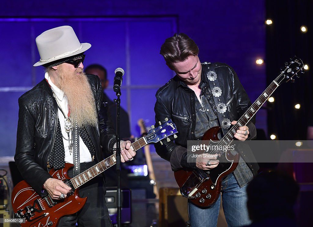 Musician <a gi-track='captionPersonalityLinkClicked' href=/galleries/search?phrase=Billy+Gibbons&family=editorial&specificpeople=242873 ng-click='$event.stopPropagation()'>Billy Gibbons</a> and singer-songwriter <a gi-track='captionPersonalityLinkClicked' href=/galleries/search?phrase=Frankie+Ballard&family=editorial&specificpeople=8045252 ng-click='$event.stopPropagation()'>Frankie Ballard</a> perfrom during Skyville Live presents <a gi-track='captionPersonalityLinkClicked' href=/galleries/search?phrase=Billy+Gibbons&family=editorial&specificpeople=242873 ng-click='$event.stopPropagation()'>Billy Gibbons</a> with <a gi-track='captionPersonalityLinkClicked' href=/galleries/search?phrase=Frankie+Ballard&family=editorial&specificpeople=8045252 ng-click='$event.stopPropagation()'>Frankie Ballard</a>, Orianthi, ZZ Ward and Mike Henderson on May 24, 2016 in Nashville, Tennessee.
