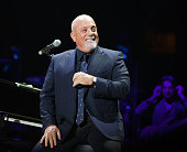 Musician Billy Joel performs on stage at Madison Square Garden on May 28 2015 in New York City