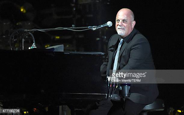 Musician Billy Joel performs onstage at What Stage during Day 4 of the 2015 Bonnaroo Music And Arts Festival on June 14 2015 in Manchester Tennessee