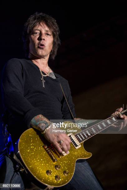 Musician Billy Morrison of the group Royal Machines performs at Queen Mary's Rock The Queen at The Queen Mary on June 3 2017 in Long Beach California
