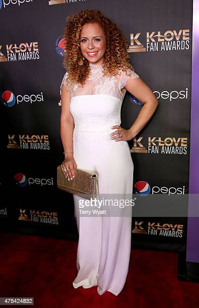 Musician Blanca attends the 3rd Annual KLOVE Fan Awards at the Grand Ole Opry House on May 31 2015 in Nashville Tennessee