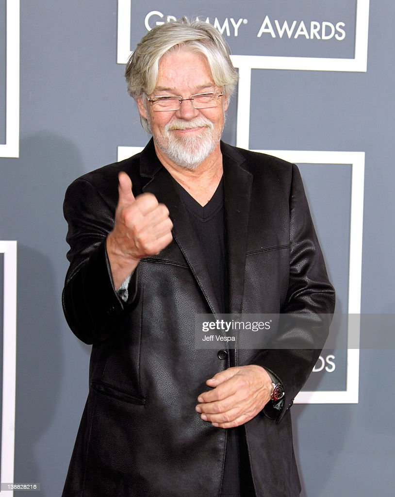 Musician Bob Seger arrives at The 54th Annual GRAMMY Awards at Staples Center on February 12, 2012 in Los Angeles, California.