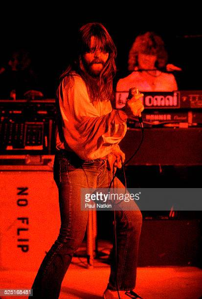 Musician Bob Seger performs at the Alpine Valley Music Theater East Troy Wisconsin July 13 1977
