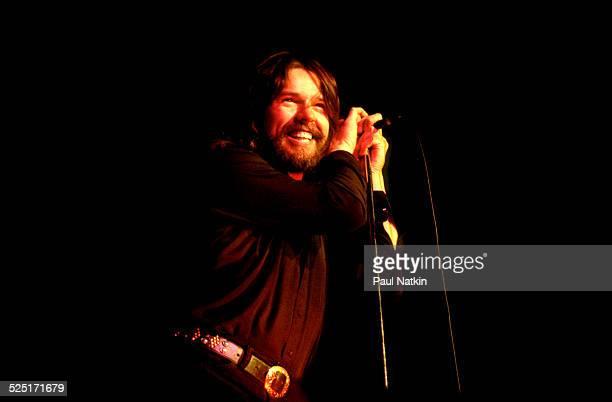 Musician Bob Seger performs at the Rosemont Horizon Rosemont Illinois May 22 1980