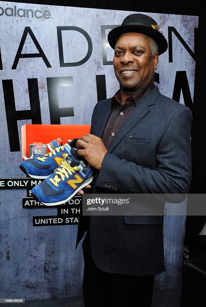 Musician Booker T attends the Gift Lounge at the 28th Rock and Roll Hall of Fame Induction Ceremony presented by I Can't Believe It's Not Butter! 'Breakfast After Dark' produced by On 3 Productions at Nokia Theatre L.A. Live on April 17, 2013 in Los Angeles, California.