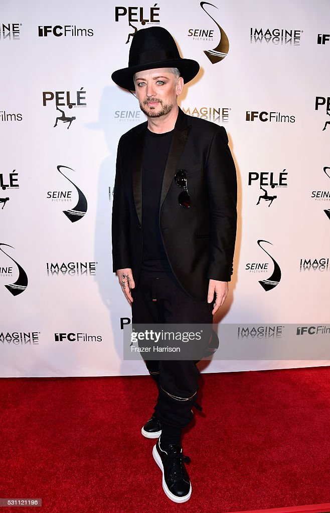 "Premiere Of IFC Films' ""Pele: Birth Of A Legend"" - Arrivals"