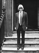 Musician Brian Jones guitarist with The Rolling Stones is pictured outside the Inner London Sessions court after receiving a nine month prison...