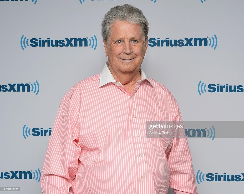 Celebrities Visit SiriusXM Studios - June 5, 2015