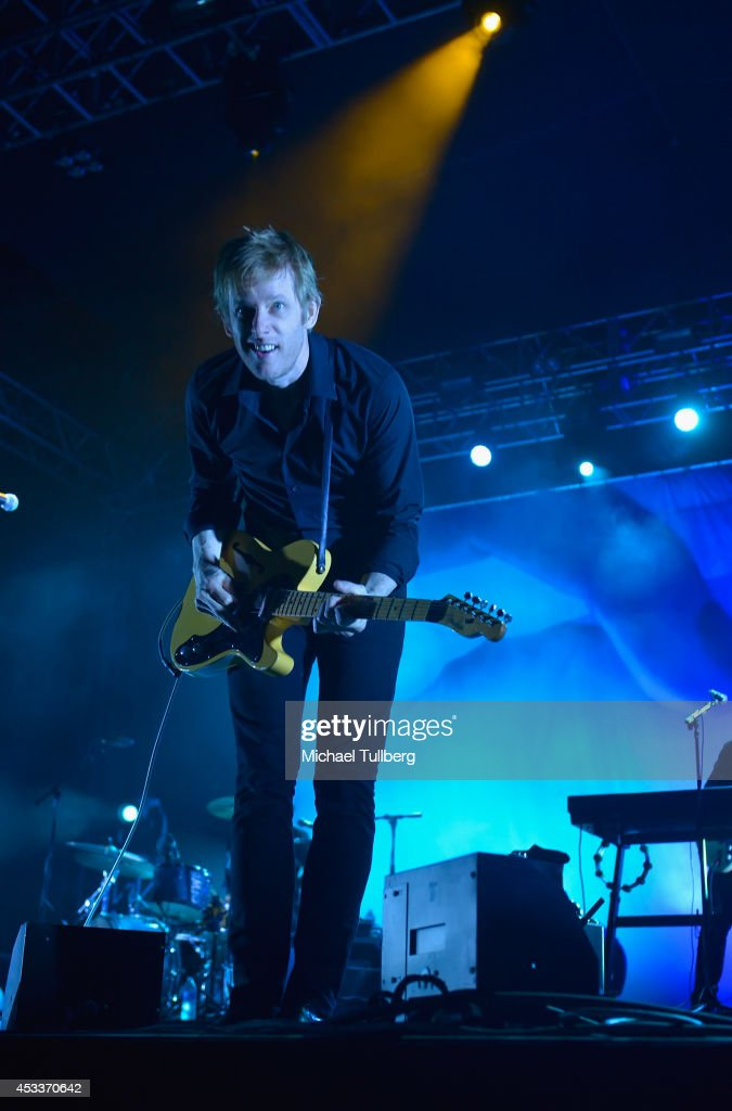 Spoon in Concert at the Hollywood Forever Cemetery