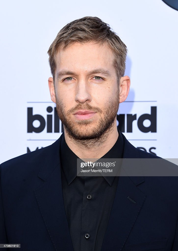Musician Calvin Harris attends the 2015 Billboard Music Awards at MGM Grand Garden Arena on May 17 2015 in Las Vegas Nevada