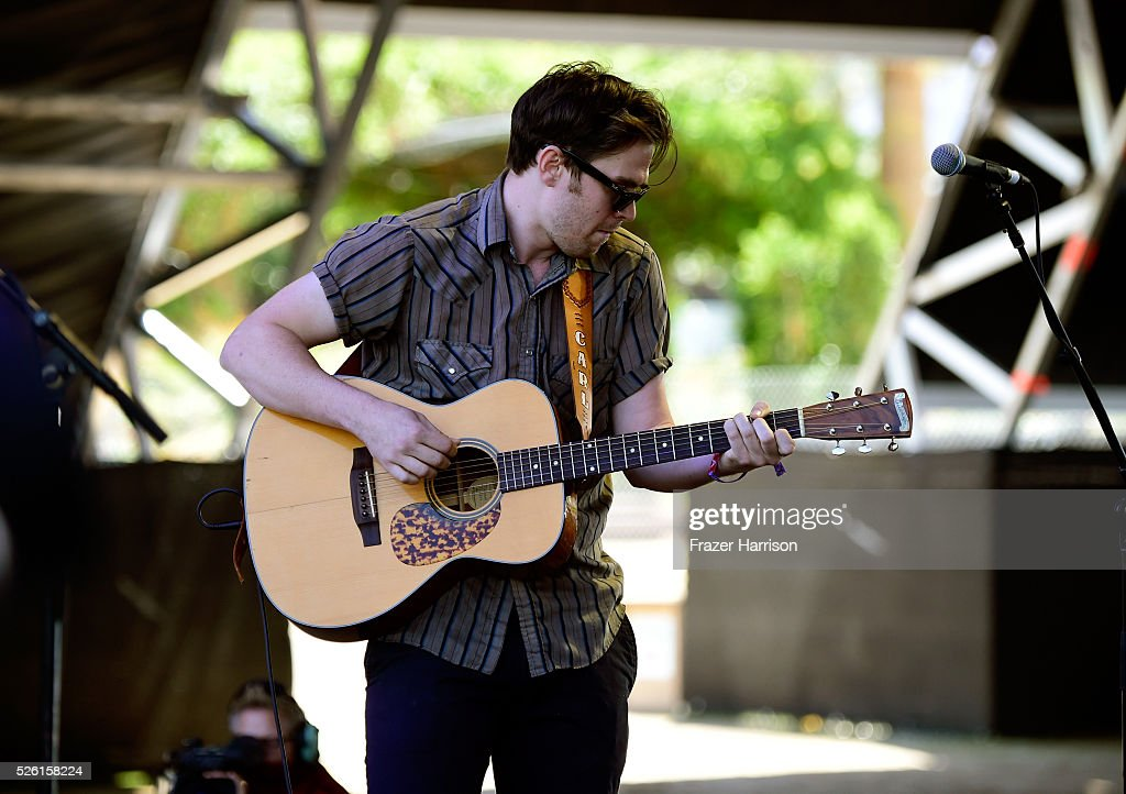 Musician <a gi-track='captionPersonalityLinkClicked' href=/galleries/search?phrase=Carl+Anderson&family=editorial&specificpeople=688749 ng-click='$event.stopPropagation()'>Carl Anderson</a> performs onstage during 2016 Stagecoach California's Country Music Festival at Empire Polo Club on April 29, 2016 in Indio, California.