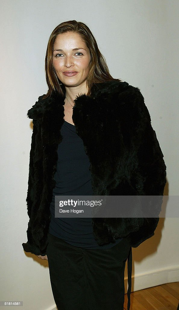 Musician Caroline Corr attends the opening of the new collection by the artist Guggi at the Osbourne Samuel Gallery on December 1, 2004 in London.