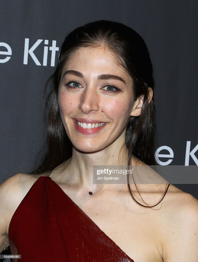 Musician Caroline Polachek attends the 2016 Kitchen Spring Gala Benefit at Cipriani Wall Street on May 26, 2016 in New York City.
