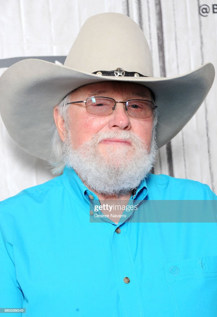 "Build Presents 	Charlie Daniels Discussing His Book ""Never Look at the Empty Seats: A Memoir"""