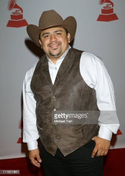 Musician Chente Barrera attends the 2008 Latin Recording Academy Person of the Year Tribute to Gloria Estefan held at George R Brown Convention...