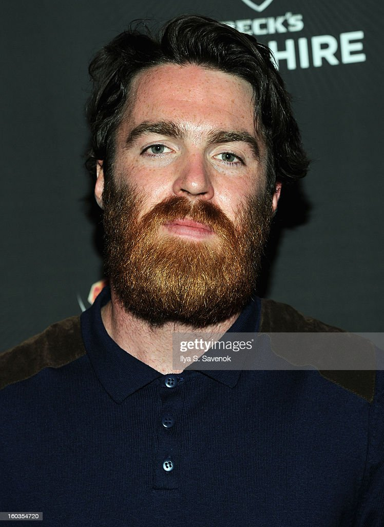 Musician Chet Faker attends No Diggity, No Doubt: Beck's Sapphire Pops Up To Celebrate Super Bowl on January 29, 2013 in New York City.