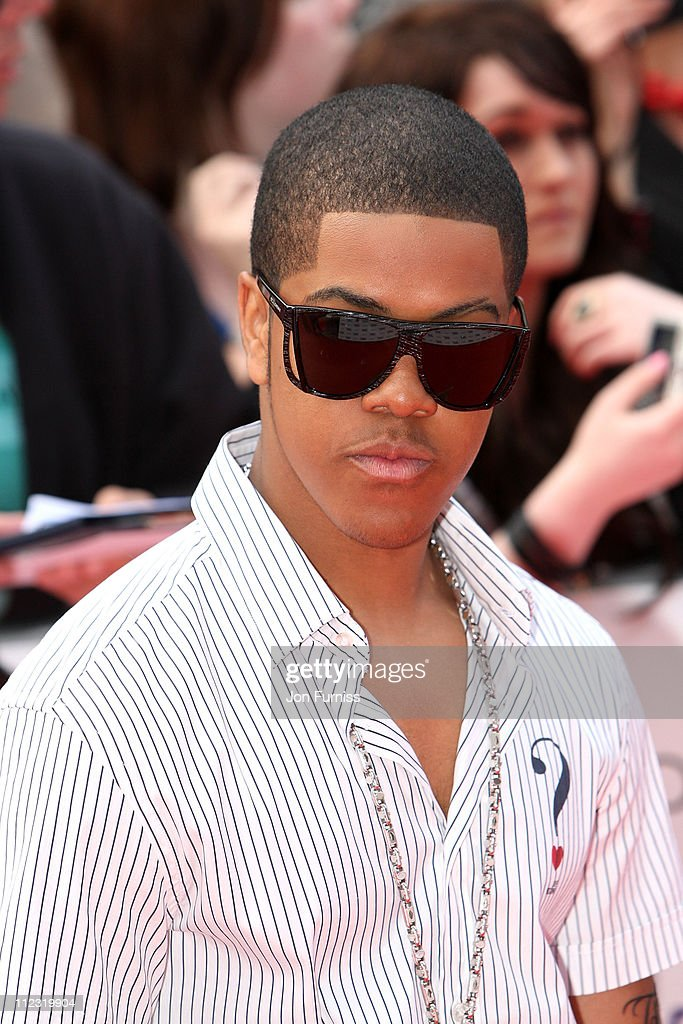 Musician Chipmunk attends the National Movie Awards 2010 at the Royal Festival Hall on May 26 2010 in London England