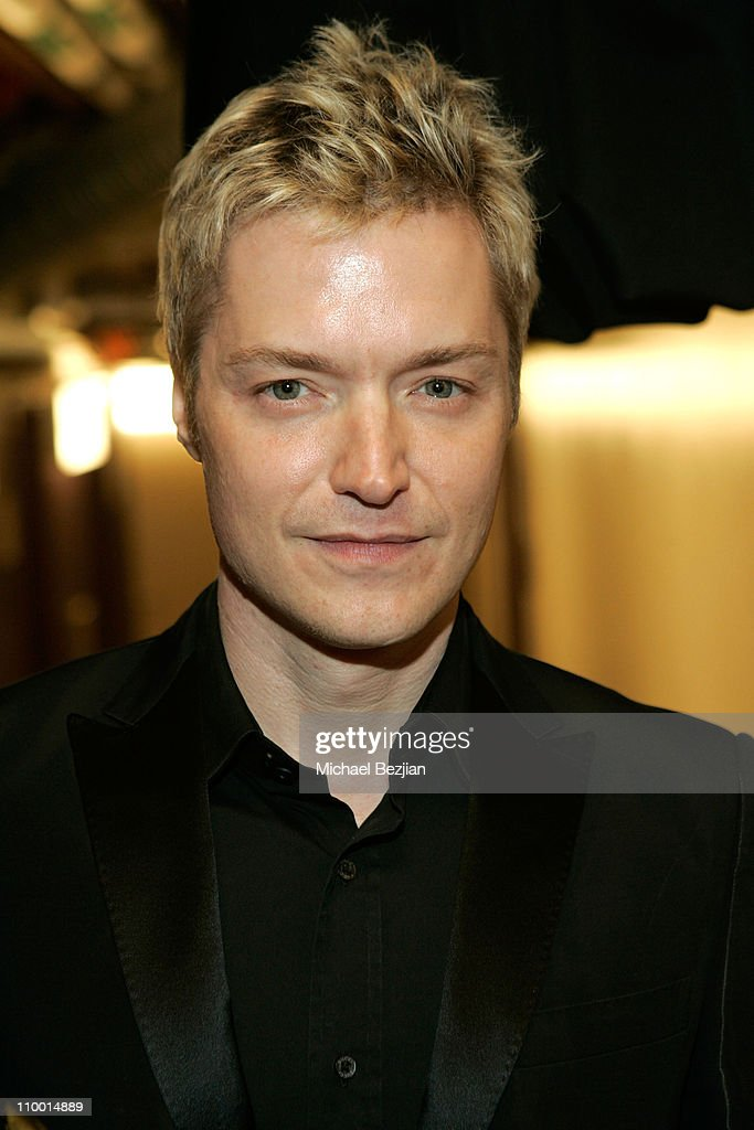 Musician Chris Botti backstage at The Thelonious Monk Institute of Jazz and The Recording Academy Los Angeles chapter honoring Herbie Hancock all star tribute concert at the Kodak Theatre on October 28, 2007 in Hollywood, California.**EXCLUSIVE**