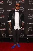 Musician Chris Brown attends The 2014 ESPYS at Nokia Theatre LA Live on July 16 2014 in Los Angeles California