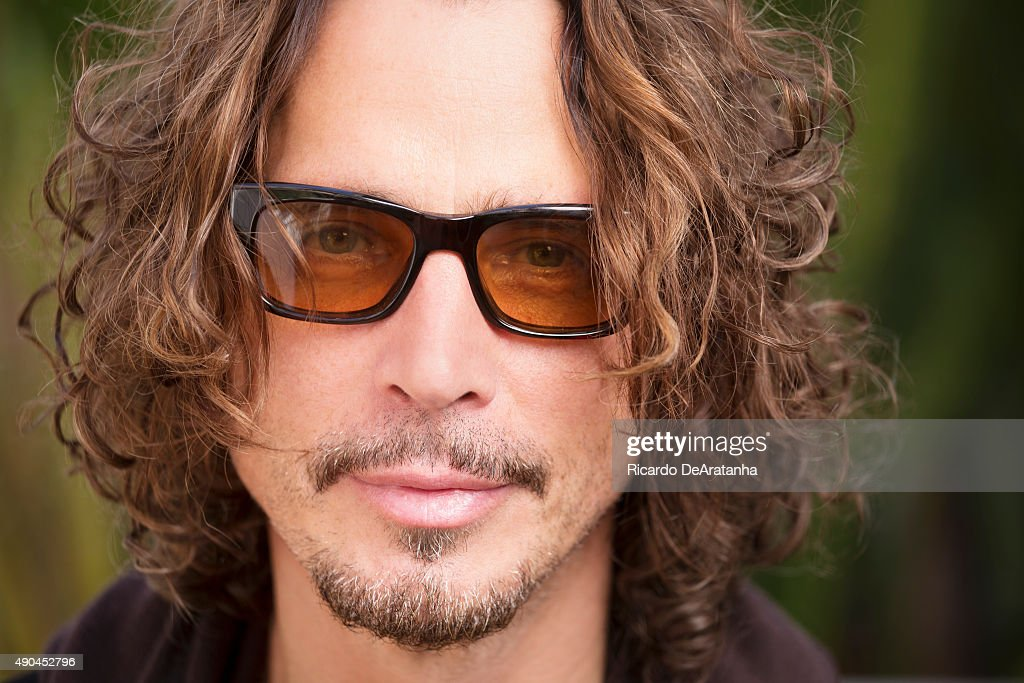 Musician Chris Cornell of Soundgarden is photographed for Los Angeles Times on July 31, 2015 in Beverly Hills, California. PUBLISHED IMAGE.