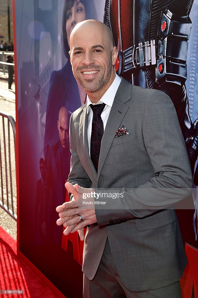 Musician Chris Daughtry attends the premiere of Marvel's 'Ant-Man' at the Dolby Theatre on June 29, 2015 in Hollywood, California.