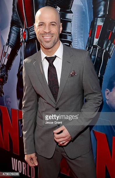 Musician Chris Daughtry attends the world premiere of Marvel's 'AntMan' at The Dolby Theatre on June 29 2015 in Los Angeles California