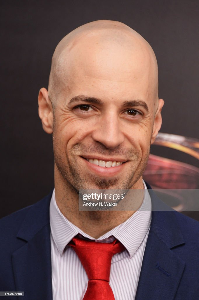 Musician Chris Dougherty attends the 'Man Of Steel' world premiere at Alice Tully Hall at Lincoln Center on June 10, 2013 in New York City.