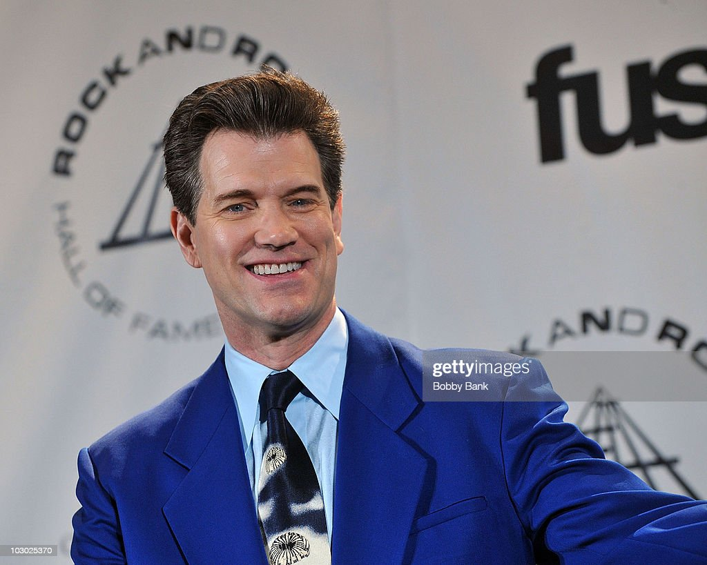 Musician Chris Isaak attends the 25th Annual Rock and Roll Hall of Fame Induction Ceremony at The Waldorf-Astoria on March 15, 2010 in New York, New York.